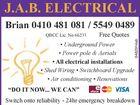 J.A.B. ELECTRICAL