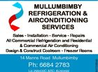 Mullumbimby Refrigeration & Air Conditioning Services