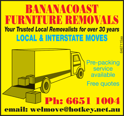 Your trusted Local Removalist for over 30 years