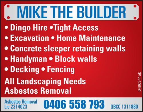 Dingo Hire