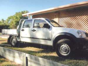 2007 HOLDEN RODEO 4X4 DUAL CAB UTE