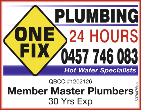 Hot Water Specialists  24 Hours  Member Master Plumbers  30 Years Experience ...