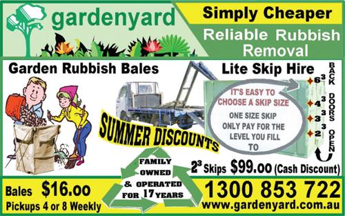 Simply Cheaper    Reliable Rubbish Removal  Garden Bales  Lite Skip Hire ...