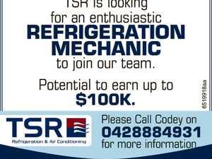 Refridgeration Mechanic