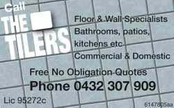 Bathrooms Renovated.