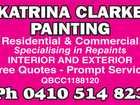Katrina Clarke Painting Services