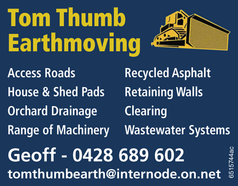 Access Roads