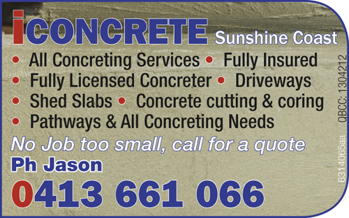 All Concreting services   Concrete cutting and coring   Fully Lic...