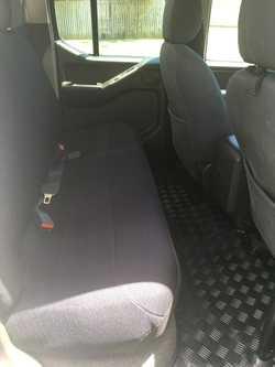 Turbo diesel  6spd 4cyl  Dual cab  Bullbar  Spotlights  UHF  Anderson plug  Steel tray  Always garag...