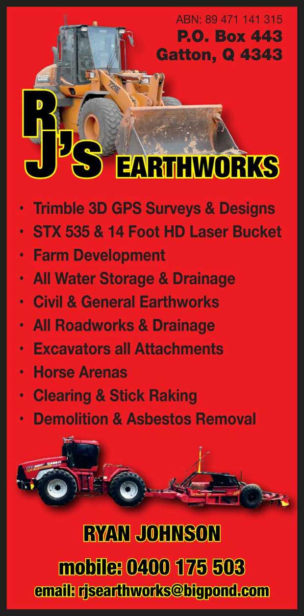 • Trimble 3D GPS Surveys & Designs • STX 535 & 14 Foot HD Laser Bucket &bul...