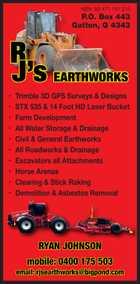 RJ's Earthworks
