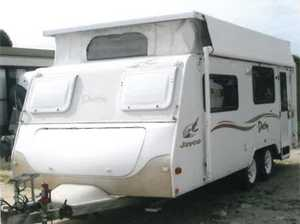 JAYCO DESTINY - REDUCED!!!