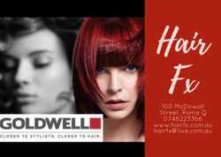 Hair Fx is a modern hairdressing Salon in Roma Qld and we are now looking to expand our team. We are...