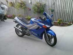 KAWASAKI ZZR250 Low kilometres, runs well, registered, good condition, $900 ono. Phone 0419023760...