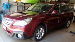 Auto, Red, Good Condition, 57000Kms, Braked Tow  Anderson Plug power Battery Protection. $27990 Ph 4...