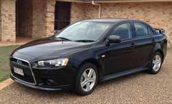 Mitsubishi Sports 2014, auto, low 30,000 kms, RWC, rego 6/17, ex cond, $16,000 ono. Phone (07) 41...
