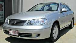 PULSAR ST 2005  4d Auto Sedan  c/cl, a/c, cd/am/fm radio, p/s, new tyres, radiator,...
