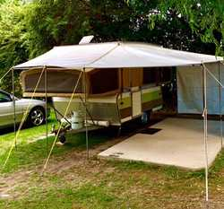 1982, Sleeps 6, 3 way fridge, 9kg gas, 1 large, 1 small annex, 2 flys, new weather cover, T...
