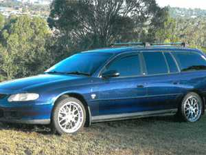 2002 Holden Commodore Acclaim Wagon for sale
