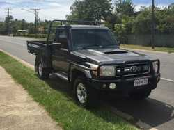 """One owner vehicle for sale, only 98,000kms. Low km vehicle with the following. DPchip, Beaudesert 3""""..."""