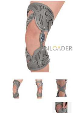 O.A. Med.right leg . $928 new