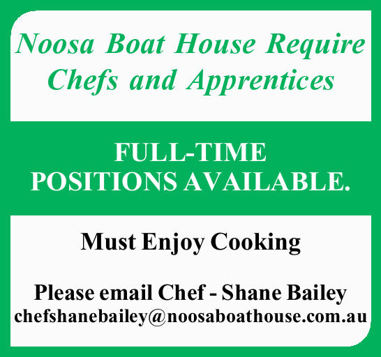 Noosa Boat House Require