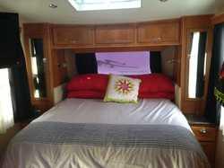 22ft6in 2012 Caravan, Queen Bed, Recliner chairs, AES 3way Fridge/freezer, 4burner stove elec/gas,...