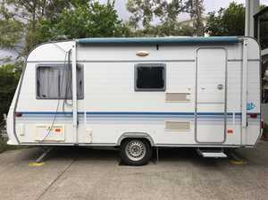 Caravan 2008 Adria Altea 432 PX, $27,500 neg, 16' van is light weight, can be towed by 4 cyl car, limited use in GC, shower/toil combo, sep vanity, A/C, r/o awn, new annex, Alko magnetic hitch, sleeps 4, reg. Ph 0409613816