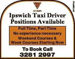 Full Time, Part Time No experience necessary Weekend Courses & Week Courses Starting Now To Book...