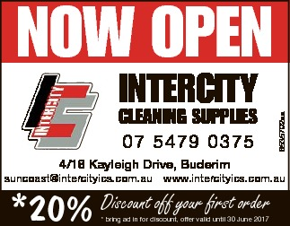 NOW OPEN