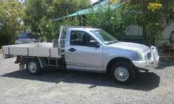 RODEO 2WD ute,  2005,  5 spd manual,  a/c,  2.4L petrol,  106,000kms...