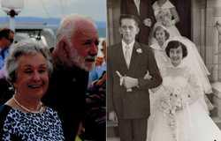 Frank & Margaret Kilmore 2nd March 1957 Lots of Love Lee & Mick Peter & Nicole Chris & Dave & Mark +...