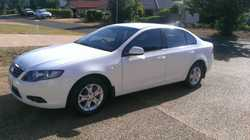 6 speed sports auto climate cont. a/c rear park sensors cruise, p/s, c/lock, p/windows, tint, ABS br...