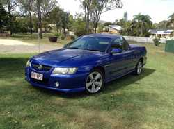 '05 VZ SS Ute 143km mech V.G. straight, new tyres 6 mth rego minor scratches, faded bonnet...
