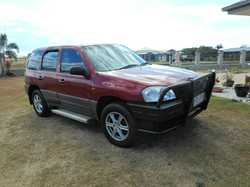 MAZDA Tribute 2002, 4 wheel auto, excellent paint, tyres, mechanical 195,000kms, a/c, tinted wind...