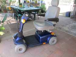 Sell used mobility scooter $550. g/c  collect only 1064 Mungar rd Mungar ph 41296175,or 0427379872
