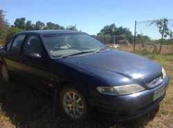 1996 Blue Falcon Fairmont GHI, good motor 157000 kilometres on the clock, body fair, phone 075445750...