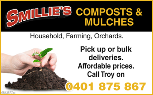 Household, farming, orchards