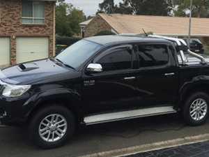 2012 Toyota Hilux SR5