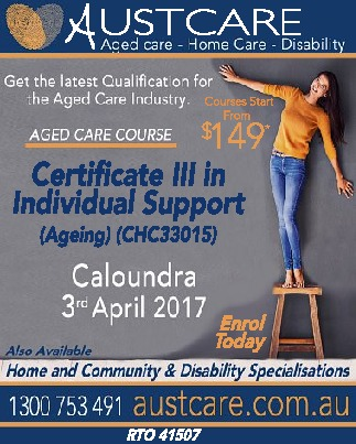 Get the latest Qualification for the Aged Care Industry   Courses start from $149   Aged...