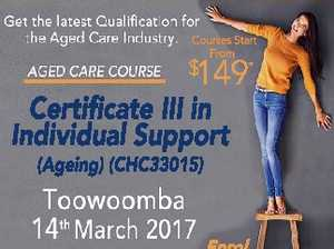 A USTCARE Courses Start From * 149 $ Certificate III in Individual Support (Ageing) (CHC33015)