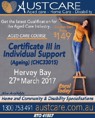 Get the latest Qualification for the Aged Care Industry