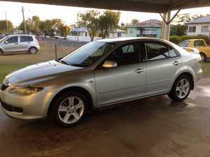 For Urgent Sale: 2007 Mazda 6, 70,000km's