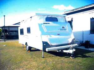 JAYCO DISCOVER 17'6