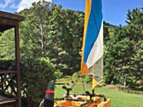 Hobie Adventure Island Kayak
