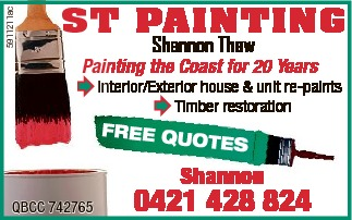 PAINTING the Coast for 20 Years Interior/Exterior house & unit re-paints Timber restoration F...