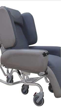 Air chair reduces pressure injury