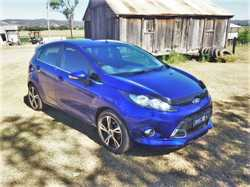 Ford Fiesta Zetec WT Auto Good Condition. Comes with spare tyre Roadworthy Certificate