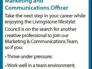 Marketing and Communications Officer Take the next step in your career while enjoying the Livingstone lifestyle! Council is on the search for another creative professional to join our Marketing & Communications Team, so if you: * Thrive under pressure; * Work well in a team environment; * Have relevant experience in the media and ...