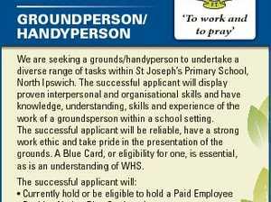 Groundperson/ Handyperso